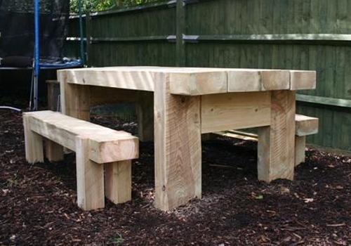 pine furniture plans